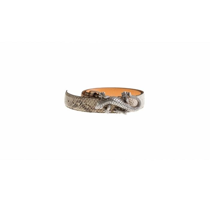 Schuppiger Gecko Gürtel